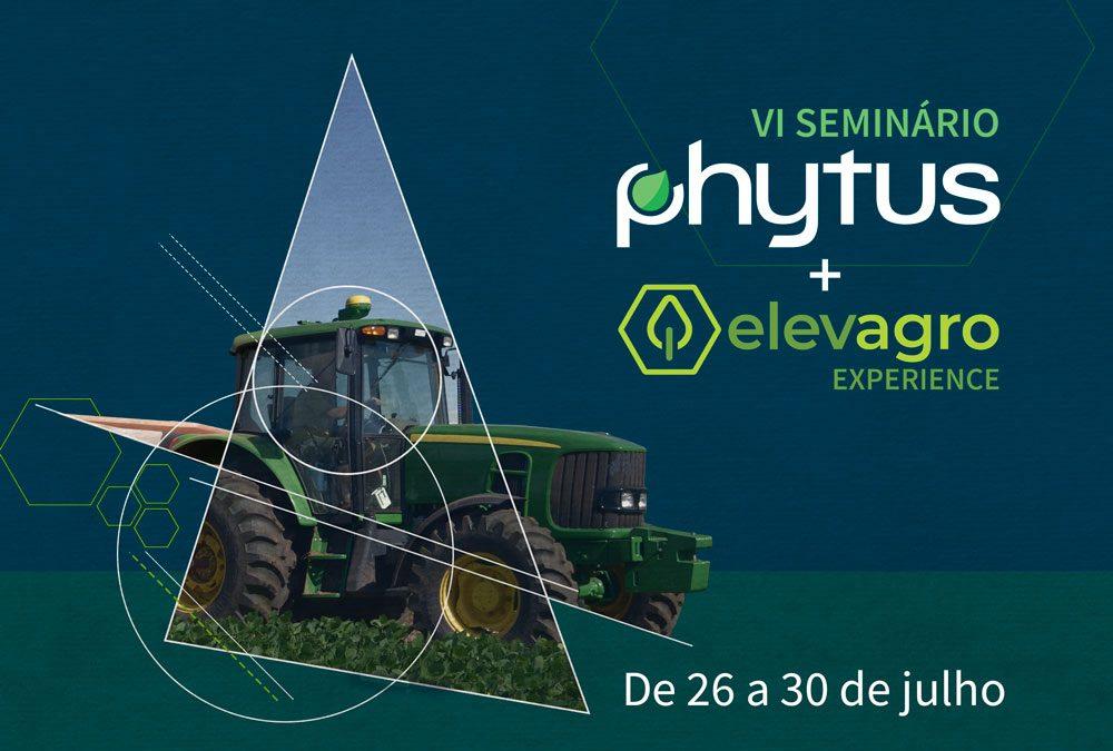 Inscreva-se no VI Seminário Phytus + Elevagro Experience!